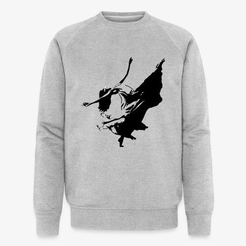 la danseuse libre - Sweat-shirt bio Stanley & Stella Homme