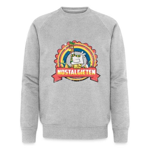 Het is een kip - Mannen bio sweatshirt