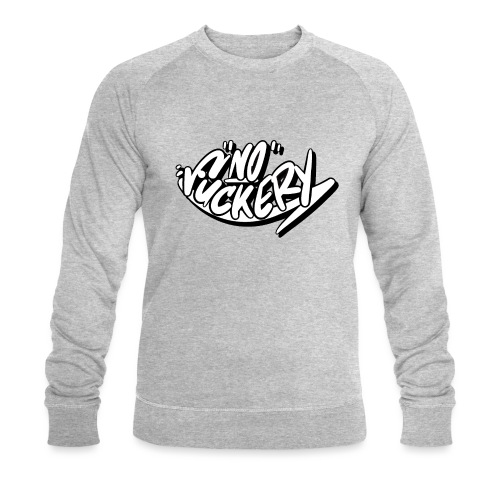 No Fuckery - Økologisk Stanley & Stella sweatshirt til herrer