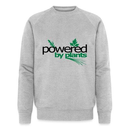 POWERED BY PLANTS - Männer Bio-Sweatshirt von Stanley & Stella