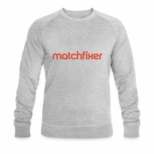 matchfixer - Mannen bio sweatshirt van Stanley & Stella