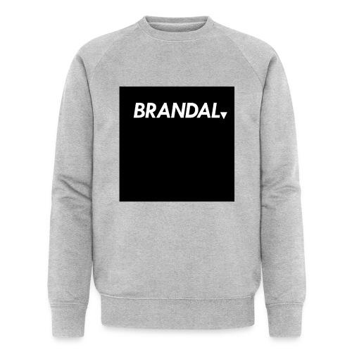 Brandal fashion Brandal zwart vierkant png - Men's Organic Sweatshirt by Stanley & Stella