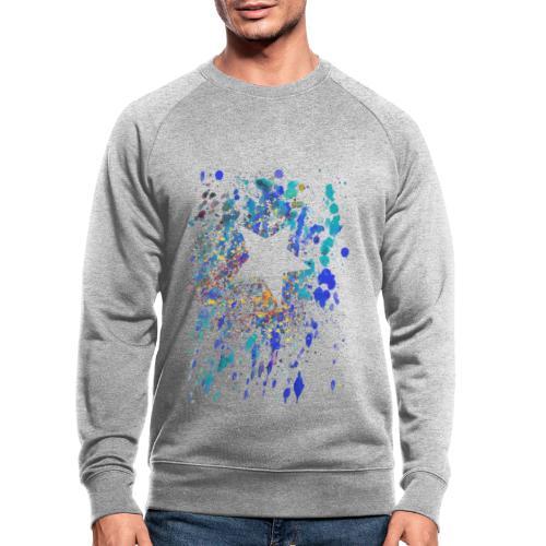 look at... - Männer Bio-Sweatshirt von Stanley & Stella