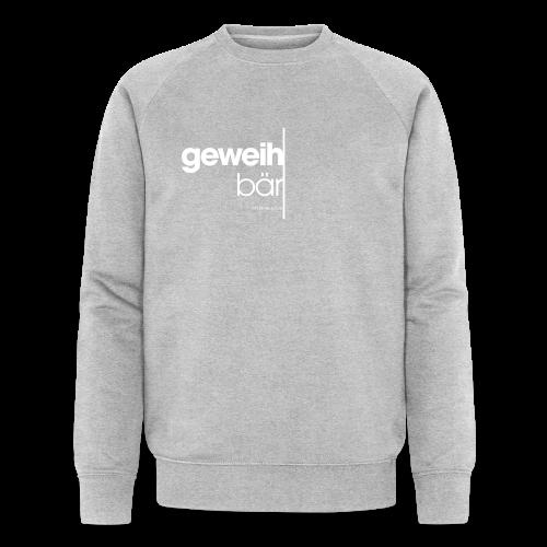 geweihbär 2019 - Männer Bio-Sweatshirt von Stanley & Stella