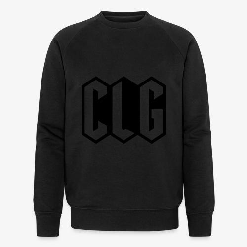 CLG DESIGN black - Sweat-shirt bio Stanley & Stella Homme