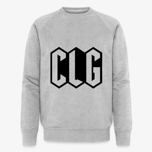 CLG DESIGN black - Sweat-shirt bio