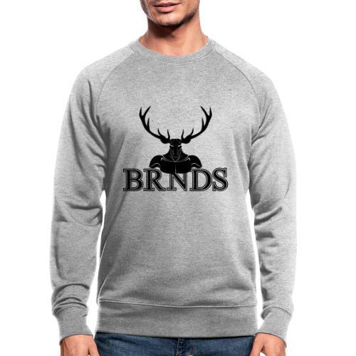 BRNDS - Felpa ecologica da uomo