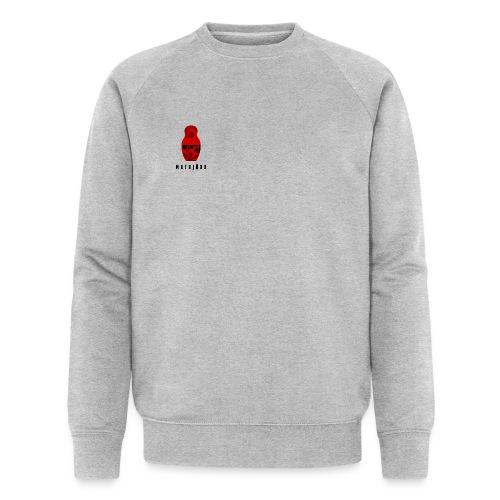 Matrjöxa - Männer Bio-Sweatshirt von Stanley & Stella
