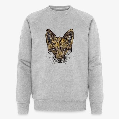 Fuchs - Männer Bio-Sweatshirt von Stanley & Stella