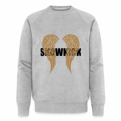 Angel wings - Sweat-shirt bio Stanley & Stella Homme