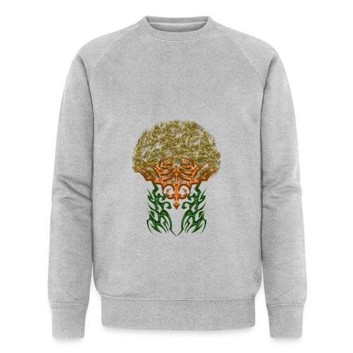 Golden Brain - Männer Bio-Sweatshirt von Stanley & Stella