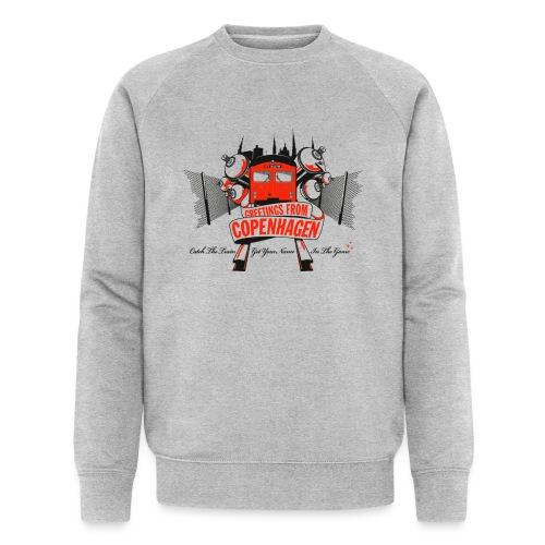 Greetings from Copenhagen - 2wear Classics - Økologisk sweatshirt til herrer