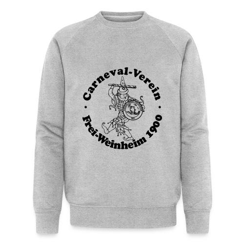 logopullivector - Männer Bio-Sweatshirt von Stanley & Stella