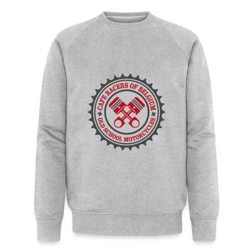 Caferacers of Belgium - Mannen bio sweatshirt