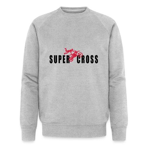 air Supercross - Sweat-shirt bio Stanley & Stella Homme