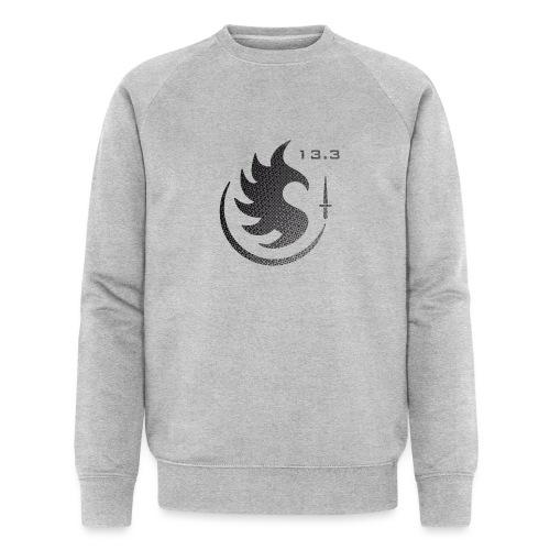 Patch IR 13 3 TRAME BLACK INVERT 2 - Sweat-shirt bio