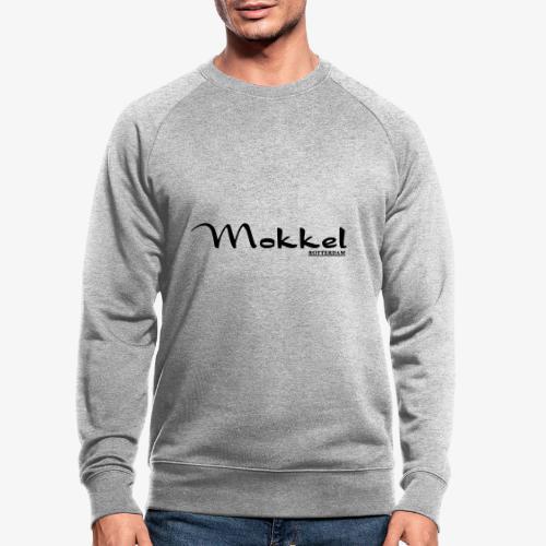 mokkel - Mannen bio sweatshirt