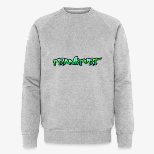 Gangster Frankfurt - Männer Bio-Sweatshirt
