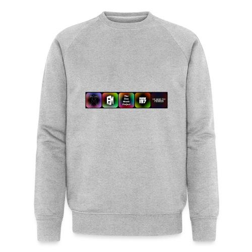 5 Logos - Men's Organic Sweatshirt by Stanley & Stella
