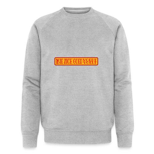 wie en die png - Men's Organic Sweatshirt
