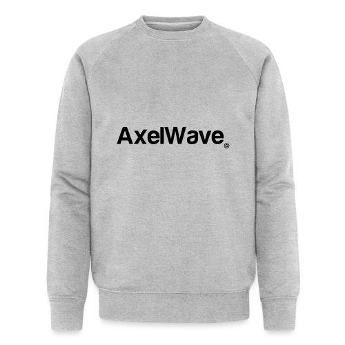 Logo Axelwave copyright - Sweat-shirt bio Stanley & Stella Homme