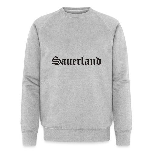 Sauerland - Männer Bio-Sweatshirt von Stanley & Stella