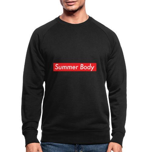 Summer Body - Sweat-shirt bio