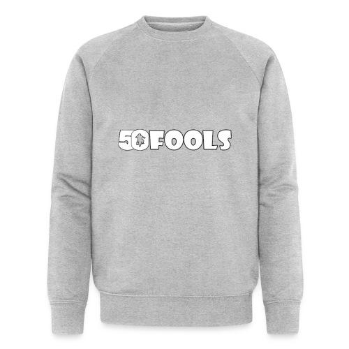 50foolslengtespreadshirt png - Mannen bio sweatshirt