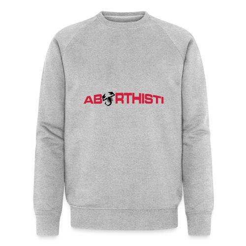 abarthisti no url - Økologisk sweatshirt for menn fra Stanley & Stella