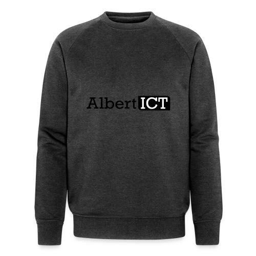 Logo_AlbertICT - Mannen bio sweatshirt van Stanley & Stella