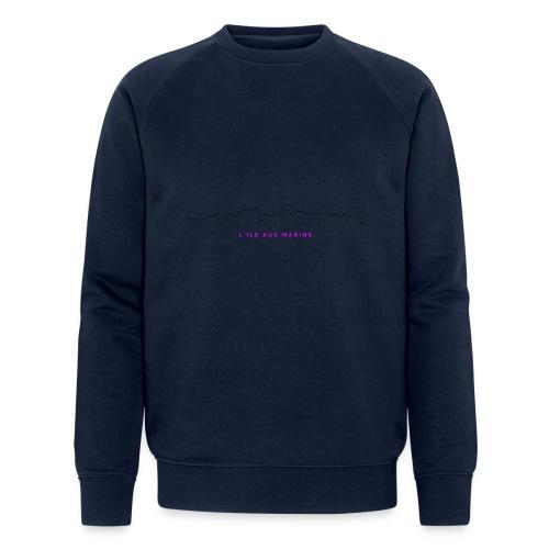 aLIX aNNIV - Sweat-shirt bio Stanley & Stella Homme