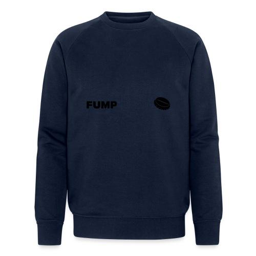 FUMP quer - Männer Bio-Sweatshirt von Stanley & Stella