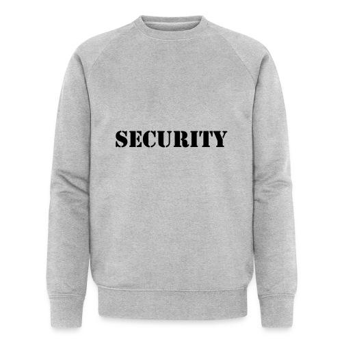 Security - Männer Bio-Sweatshirt von Stanley & Stella