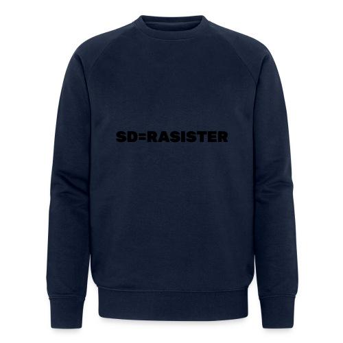 SD=RASISTER - Ekologisk sweatshirt herr från Stanley & Stella