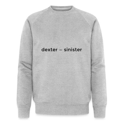dexter sinister - Ekologisk sweatshirt herr från Stanley & Stella