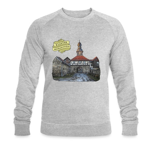 kloster michaelstein blankenburg 1 - Männer Bio-Sweatshirt von Stanley & Stella