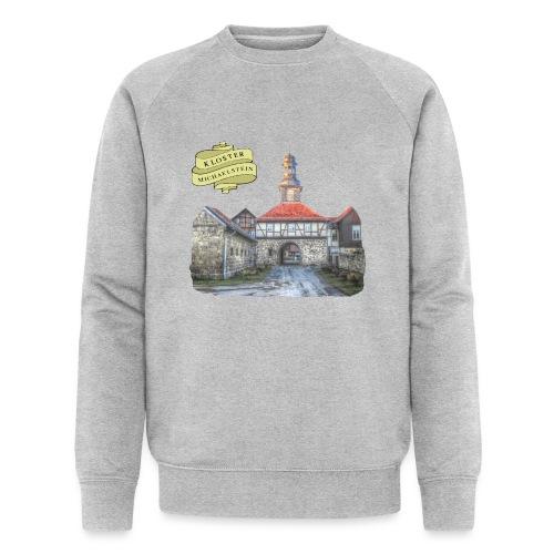 kloster michaelstein blankenburg 3 - Männer Bio-Sweatshirt von Stanley & Stella