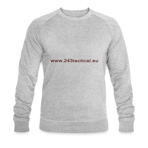 .243 Tactical Website - Mannen bio sweatshirt van Stanley & Stella