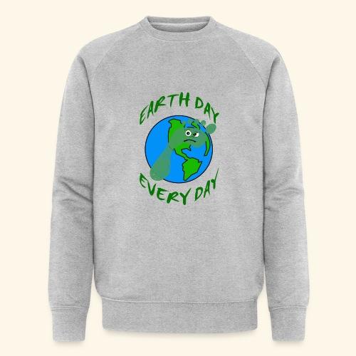 Earth Day Every Day - Männer Bio-Sweatshirt von Stanley & Stella
