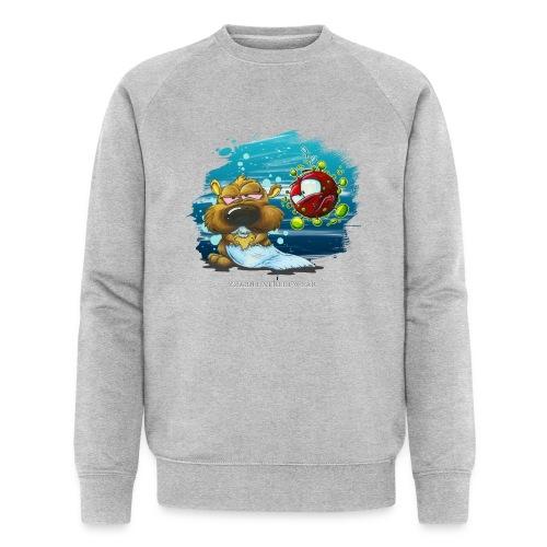 stay cool - and keep chasing toiletpaper - Männer Bio-Sweatshirt von Stanley & Stella