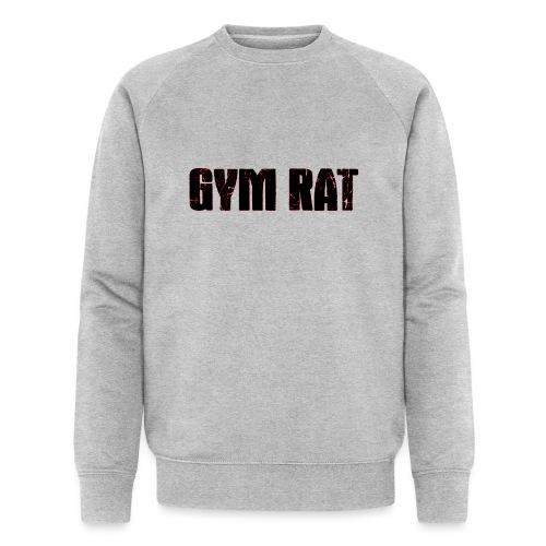 Gymrat - Ekologisk sweatshirt herr