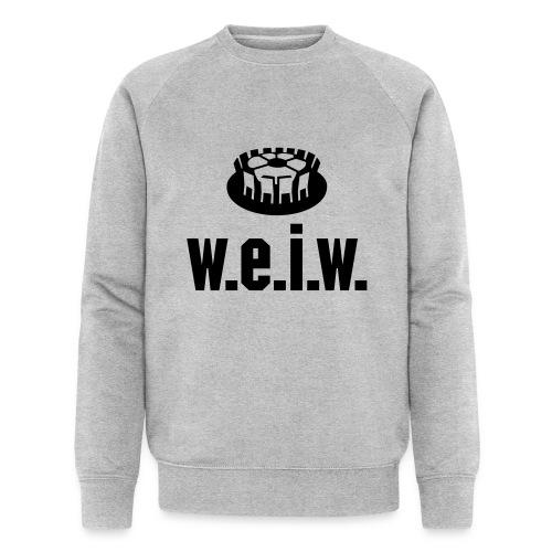Titeltraum - Männer Bio-Sweatshirt von Stanley & Stella