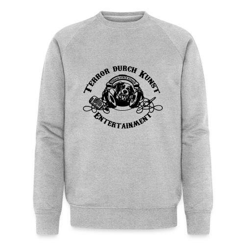tdklogoschwarz 3 - Männer Bio-Sweatshirt von Stanley & Stella
