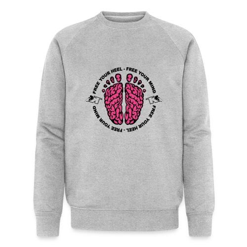 2017 Free your Heel Free your Mind - Sweat-shirt bio Stanley & Stella Homme