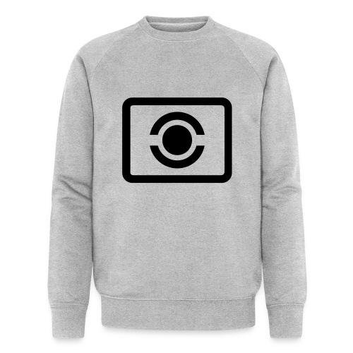 Mehrfeldmessung - Männer Bio-Sweatshirt