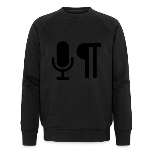 Logo der Shownot.es (@DieShownotes) - Männer Bio-Sweatshirt von Stanley & Stella