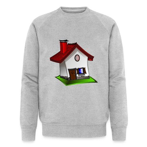 Haus - Männer Bio-Sweatshirt von Stanley & Stella