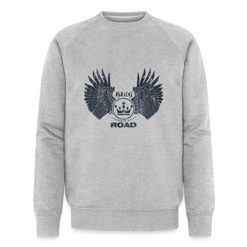 WINGS King of the road dark - Mannen bio sweatshirt van Stanley & Stella