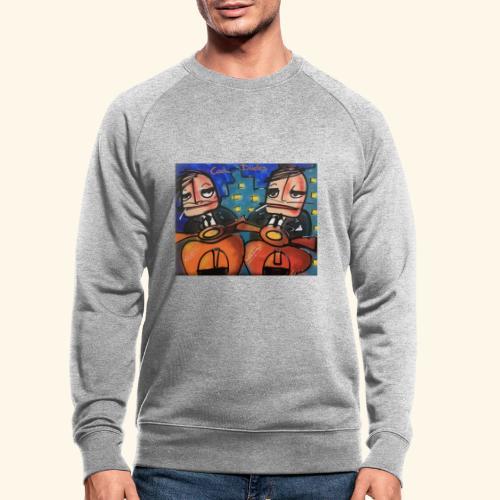 Cool dudes - Mannen bio sweatshirt