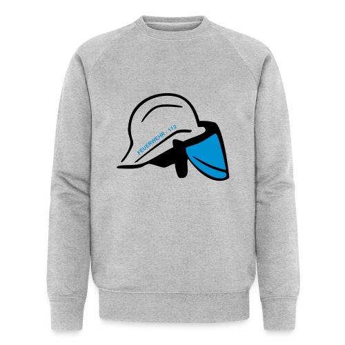 Feuerwehr Helm - Männer Bio-Sweatshirt von Stanley & Stella